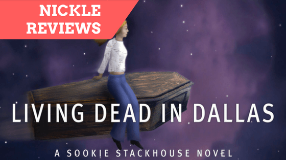Book Review: Living Dead in Dallas by Charlaine Harris
