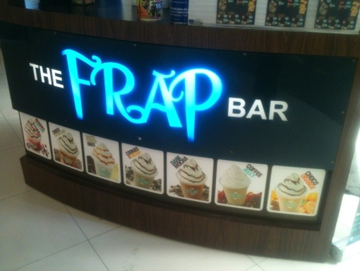 The Frap Bar