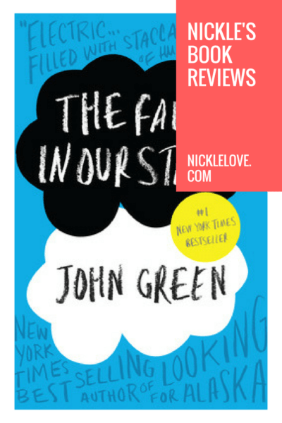 The Fault in Our Stars pin