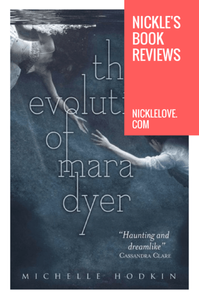 The Evolution of Mara Dyer pin