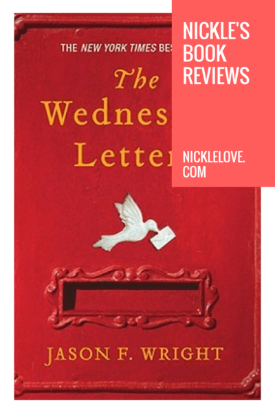 The Wednesday Letters pin