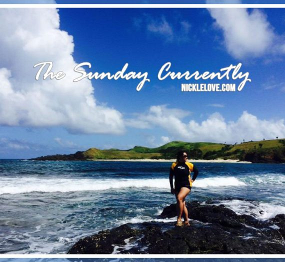 The Sunday Currently Vol. 4