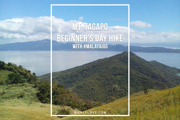 Mt Tagapo Day Hike with MalayaIOG