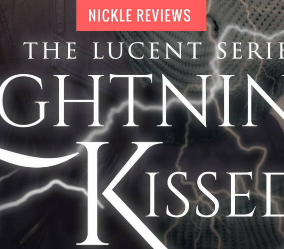 Book Review: Lightning Kissed by Lila Felix