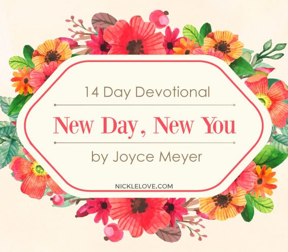 New Day, New You 14 Days Devotional