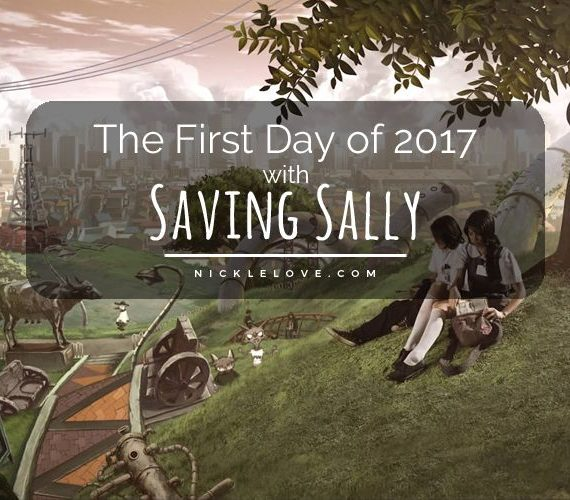 The First Day of 2017 with Saving Sally