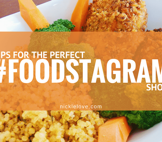 Tips For the Perfect #Foodstagram Shot